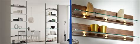 mensole vetro su misura realizzazione e vendita mensole in vetro su misura roma