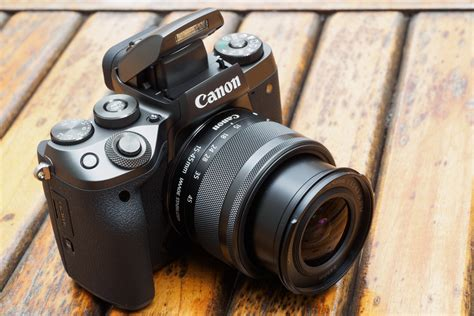 Lensa Canon M5 harga canon eos m5 dslr premium kamera 30 mp