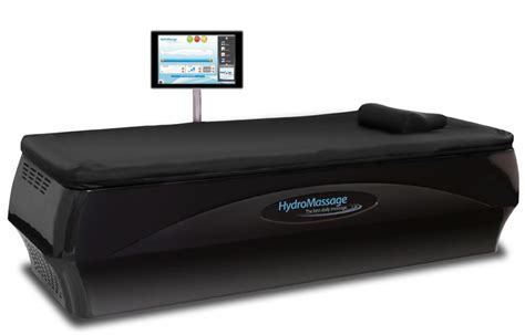 hydrotherapy bed hydromassage massage without the therapist