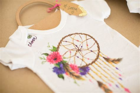 Baby Shower Decorate Onesies by Le Petit Onesie Decorating Station Baby Showers Inc