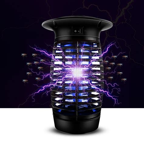 electric mosquito killer fly bug insect zapper killer pest control trap uv lamp ebay