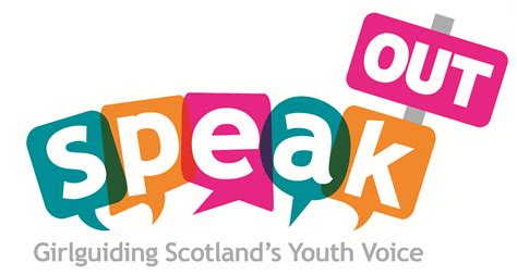 Speak Out by Speak Out Girlguiding Scotland