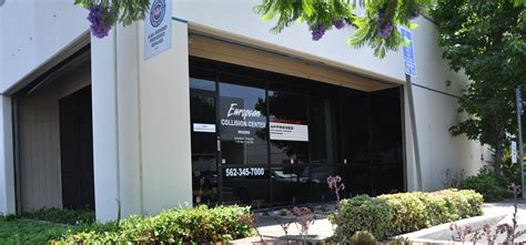 contact european collision center