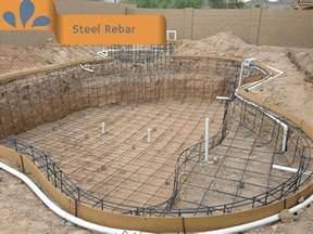 Make Your Own Floor Plans by Pool Rebar Pool Steel
