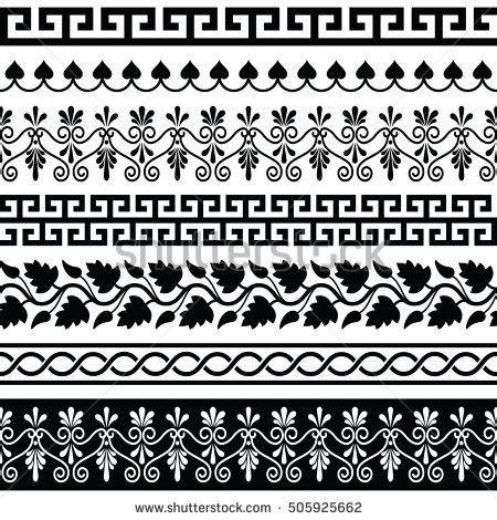 greek pattern svg ancient greek stock images royalty free images vectors