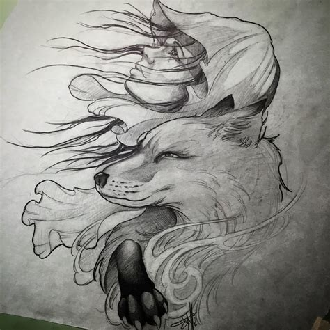 fox tattoo design 21 fox designs ideas design trends premium