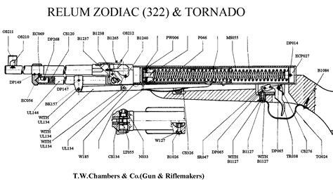 air rifle parts diagram airgun parts diagram bb gun schematic