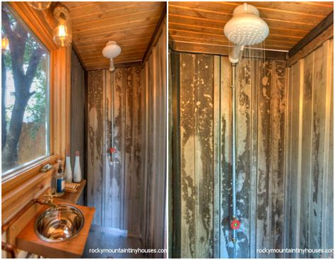 tiny shower waterproofing kit solves the tiny house shower problem a