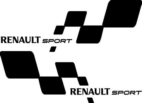 logo renault sport ddc renault sport