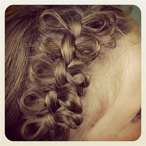 braided hairstyles bow the bow braid cute braided hairstyles cute girls