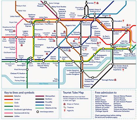 underground station map map of free printable maps