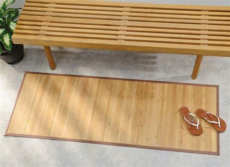 alfombra de bamb alfombras de bambu detalle alfombra bamb lugano las