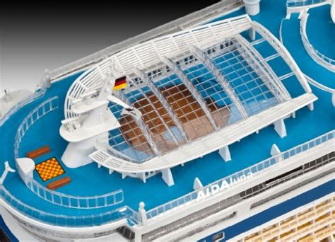 Aufkleber Von Plastik Lösen by Revell Germany Cruise Ship Aida Diva Bella Luna Model