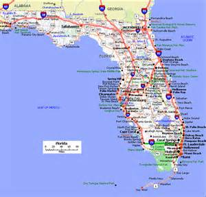 florida map deboomfotografie
