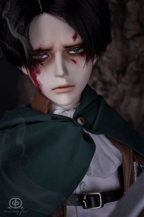 jointed doll levi levi from attack on titan jointed doll collectiondx