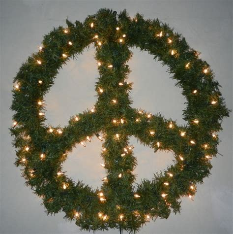 peace sign christmas lights 1000 images about peace sign obsession on pinterest