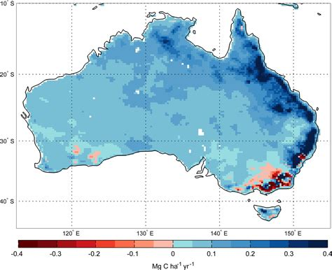 when is in australia despite decades of deforestation the earth is getting