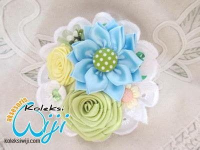 Bros Bunga Putih Rhinestones Partycolor 132 best koleksi wiji images on brooches