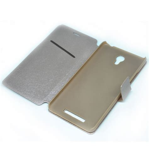 Taff Leather Flip For Redmi Note 2 Sarung Hp Pelindung Dompet taff leather flip for redmi note 2 golden jakartanotebook