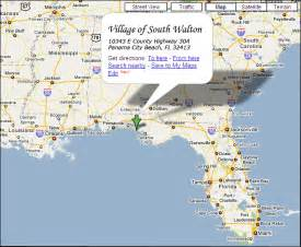 south florida beaches map directions map the of south walton fl the