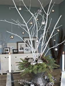 Twig Tree Home Decorating by Top 40 Christmas Decoration Made With Twigs And Branches