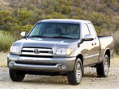 2004 toyota tundra access cab | pricing, ratings & reviews