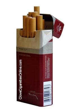 Dunhill Cut Mild 16 clove cigarettes djarum black store menthol