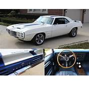 69 Trans Am Tribute Pro Touring Frame Off Restoration 4