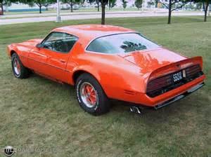 Pontiac Firebird 1976 1976 Pontiac Firebird Formula Id 21440