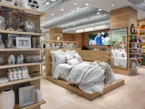 new zara home store milan interior visual merchandising