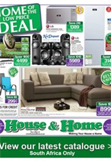 house and home furniture deals specials catalogue jun 15