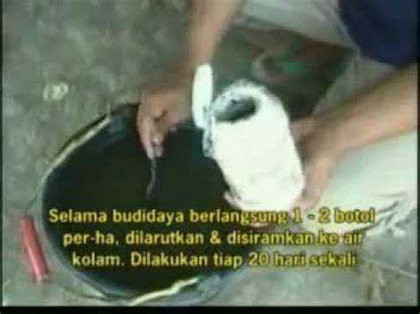 Ton Pt Nasa penggunaan ton nasa pada tambak budidaya