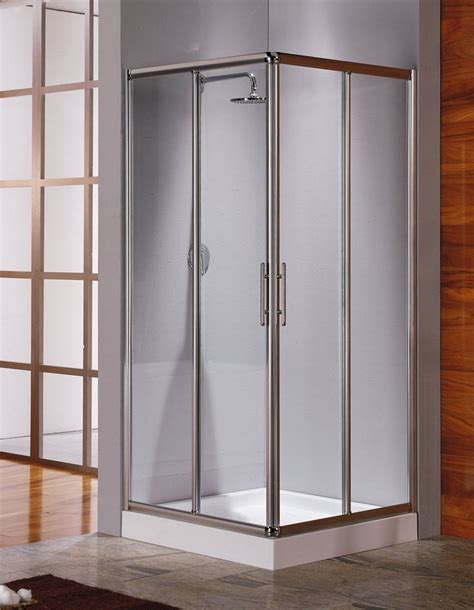 Stand Up Shower Kits by Showers Astonishing Stand Up Shower Kits Walk In Showers