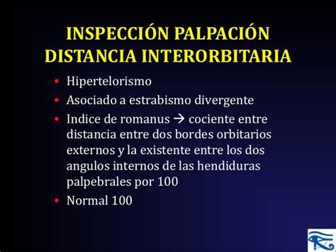 oscilacion espasmodica del globo ocular historia clinica y exploracion oftalmologica