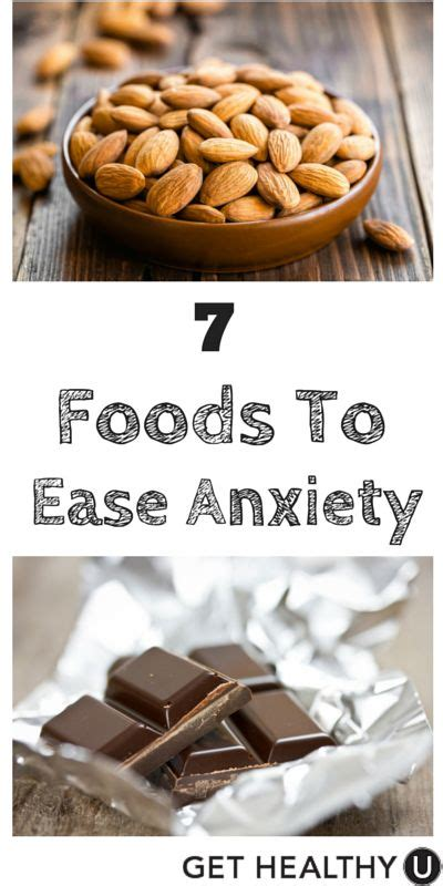 7 Best Foods For Stress Relief by 7 Foods To Help Ease Anxiety Get Healthy U Health