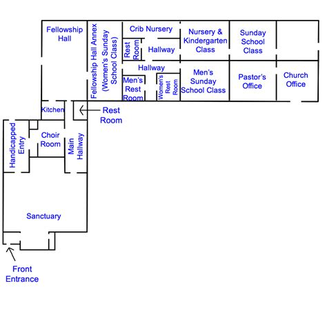 small church floor plans home design church building floor plan design church