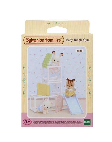 Sylvanian Families Baby Jungle 5025 sylvanian families baby jungle ebay