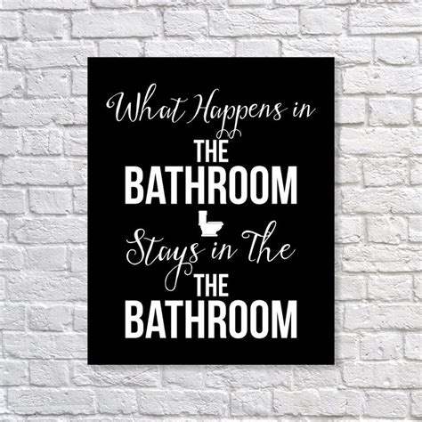 sayings for bathroom signs 25 best bathroom quotes on pinterest bathroom sayings