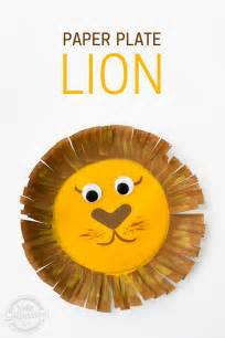 crafts using paper plates paper plate