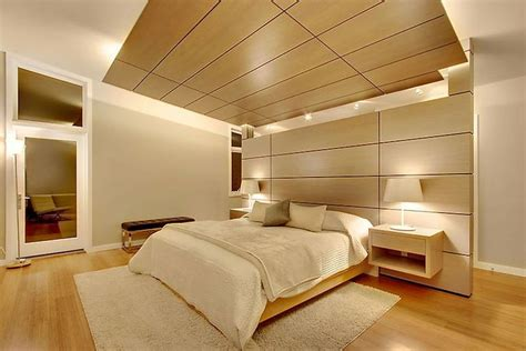 Small Bedroom False Ceiling by False Ceiling With Lighting Master Size Platform Bed