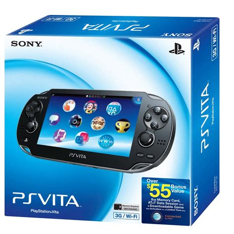 Memory Ps Vita new playstation vita bundle includes memory card atma xplorer