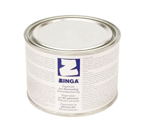 spray painter bunbury zinga cold galvanizing liquid 1kg