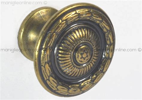 pomelli antichi pomelli per mobili antichi maniglie ottone anticato forma