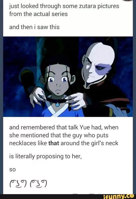 Lu Zuko hahaha what makes this hilarious is that you can totally