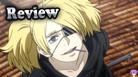 Anime 50 Episode by Gangsta Episode 11 Anime Review Finale Is Coming ギャングスタ