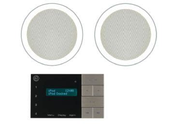 bathroom ceiling radio systemline e100 bluetooth fm dab radio system 6 5