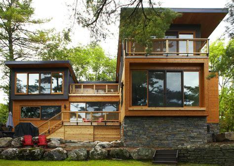 Mendesain Rumah Tropis 6 desain rumah tropis modern minimalis danislexaw
