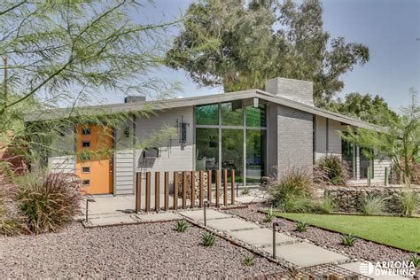 mid century modern home builders ralph haver homes mid century modern for sale in phoenix az