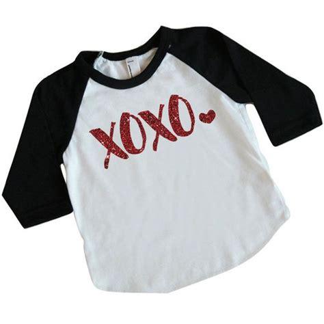 childrens valentines day shirts shirt xoxo shirt s shirt