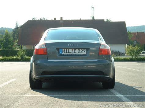 A4 sline 20 : A4 B6 S Line Heckansatz Passgenauigkeit : Audi A4 B6 & B7 : #203912284